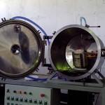 دستگاه ذوب القایی تحت خلاء ( وکیوم ) - VIM