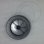 قطعات سنگین تنگستنی - tungsten plate