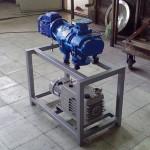 سیستم پمپاژ خلاء - روتاری روتس