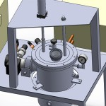 ذوب خلاء ریختگری تحت فشار - Vacuum pressure casting