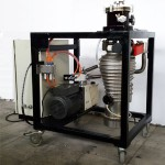 سیستم پمپاژ خلاء مرکزی -Vacuum Pumping System