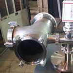 سیستم پمپاژ خلا پرتابل با محفظه تولید پرتو