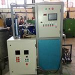 کوره ذوب القایی تحت خلاء ریختگری تحت فشار - Vacuum pressure casting